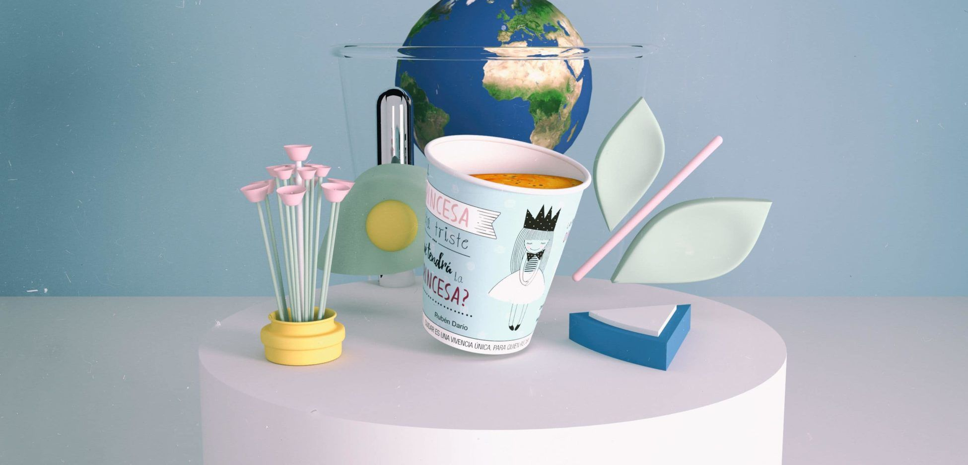 alliance vending vasos de papel ecologico reciclable fuentes sostenibles