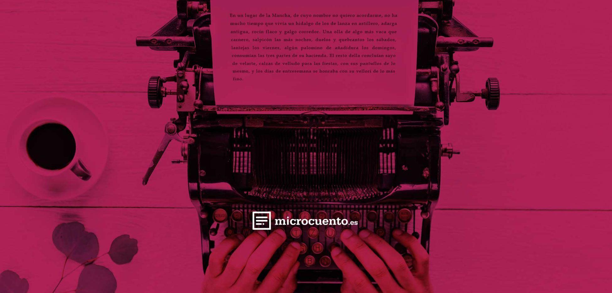 Patrocinador oficial de Microcuento.es