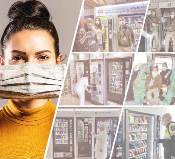 portada seguridad alliance vending en primera línea