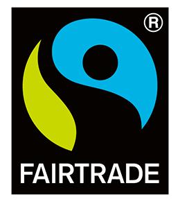 Sello Fairtrade de Comercio Justo