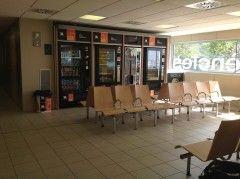 Vending en el Hospital Universitari Germans Trias i Pujol
